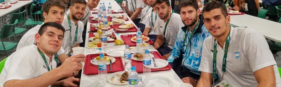 ¿Qué comen los atletas de Rio 2016?