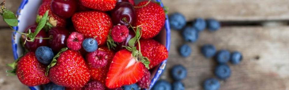 Calendario de frutas y verduras