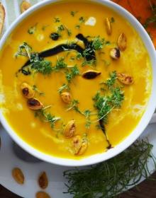 Gran Sopa de Calabaza
